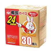 Hot pad hand warmer KIRIBAI-haru New hand warmer aste-on warming plaster 30count