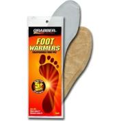 Grabber Foot Warmers - 5 Plus Hour - Box of 30 Pair - M/L