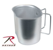 G I Style Aluminium Canteen Cup