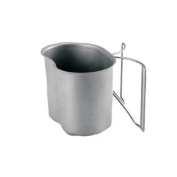 G.I. Type Stainless Steel Canteen Cup