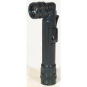 Black Mini Anglehead Flashlight