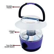 Dorcy 41-1017 4 LED Mini Lantern, Assorted Colours