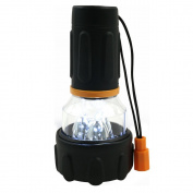 Super Bright 3 Led Flashlight with Lantern Combo