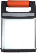 Fusion Folding Lantern, LED, Black/Silver/Orange, 4 or 8 AA Batteries