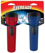 Eveready LED Economy 1D Size Flashlight with Battery