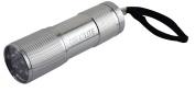 GreatLite 32843 3AAA Single Pack Mini LED Aluminium, Silver