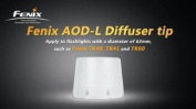 Fenix Diffuser Tip Flashlight, Large