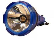 AExtrema Blue Rubberized Flashlight
