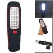 Amico Remote Control Shape 24-LED Magnetic Hanging Flashlight