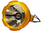 AExtrema Yellow Rubberized Flashlight