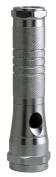 GreatLite 32850 3AAA 9 LED Aluminium Flashlight, Silver