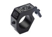 Flashlight Helmet Mount, 2.5cm Clamp Diameter