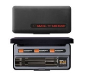 Mag Instrument XL 50 LED Flashlight w/Strobe, Display Box, Black XL50-S3017
