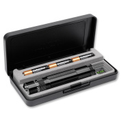 MagLite XL100-S3017 3 Cell Black Body AAA LED Light Gift Box