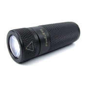Fenix Flashlights 170 Lumens Flashlight (Upgraded), 3.8cm , Black