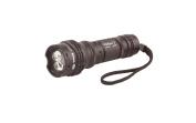 True Utility TU87 FlyEye 3 Wide Beam Lens Flashlight, Black