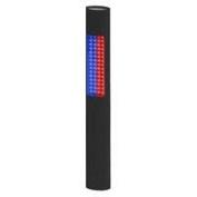 Bayco NIGHTSTICK LED Safety Light and Flashing Blue-Red Floodlight, 150 Lumens CREE LED, 120 Lumens Coloured LED Safety Light