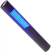 Bayco NSP-1164 Night Stick LED Safety Light and Flashing Blue Floodlight