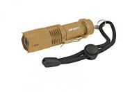 Hot Shot Tactical HS MINICT Mini Tactical Light, 130 Lumens, Coyote Tan