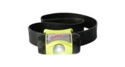 Underwater Kinetics 3AAA Vizion Headlamp w/ Woven Black Band, Safety Yellow, Blister 17019