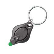 LRI PTK Photon II LED Keychain Micro-Light, Night Vision Green Beam