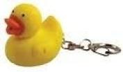 Ducky Duck Light Up LED Novelty Keychain Flashlight