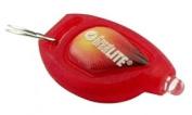 GreatLite 32050 Mini LED Keychain Light, Red