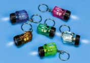 Mini Keychain Flashlight