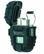 Ultimate Survival Technologies Delta Marine Stormproof Lighters, Black