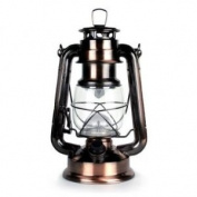WeatherRite outdoor, #5572 15 LED Lantern, Traditional Look with efficient LED lighting