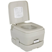 10.6l Portable Camping Toilet Travel Outdoor Potty