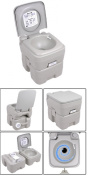 18.9lPortable Camp Toilet Camping Flush Potty