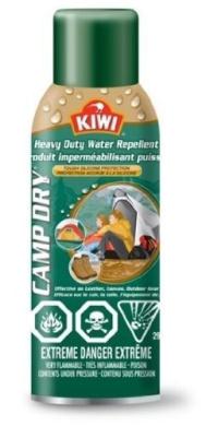 Johnson S C Inc 21806 Camp Dry Water Repellent Spray-CAMP DRY SPRAY