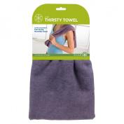 Gaiam Thirsty Yoga Hand Towel - Lavender