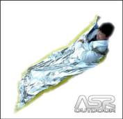Mylar Aluminized Emergency First Aid / Survival Sleeping Bag