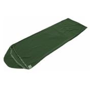 SnugPak Fleece Sleeping Bag Liner, Olive Green
