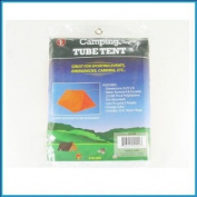 SE Camping Tube Tent ET8256 8.25' x 6' orange colour