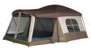 Wenzel Klondike 4.9m x 3.4m Eight-Person Family Cabin Dome Tent
