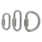 Quick Link Halfmoon Steel 25kn