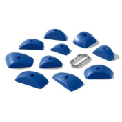 Nicros HHPJ Pinches Combat Handholds - Royal Blue
