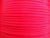 Paracord Craft Cord Salmon Pink Parachute Cord 4.9m