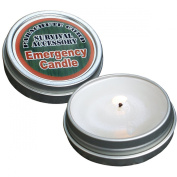 Pepperell Paracord Survival Accessory Emergency Candle