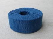Cotton Webbing 3.2cm - Royal Heavy Weight - 10 Yards