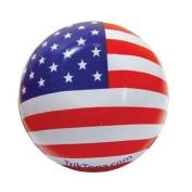 Trik Topz USA Flag Valve Cap pair
