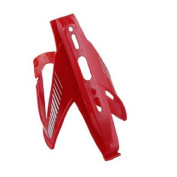 2012 Bicycle Super Light Water Bottle Holder - Red