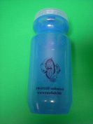 TWO FISH BLUE CLEAR WATER BOTTLE