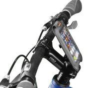 Ibera iPhone 4 Handlebar Bag with Stem Mount