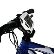 Ibera Bicycle iPhone 4 / Smartphone Stem Mount Case, 10.2cm screen, White