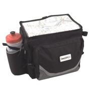 Eleven81 State Line QR Handlebar Bag , Black