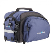 KlickFix bike panniers Rixen & Kaul Rackpack 1 for Racktime blue/black